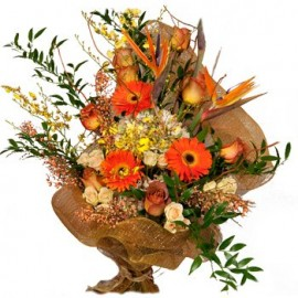 Harvest Of Happiness Bouquet