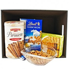 Sweet Wishes Gift Basket