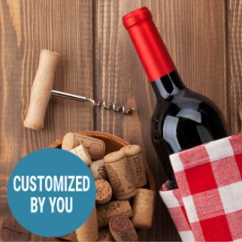 Create Your Own Wine Gift