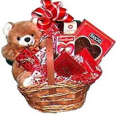Chocolate Passion Basket