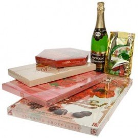 Champagne and Sweets Collection