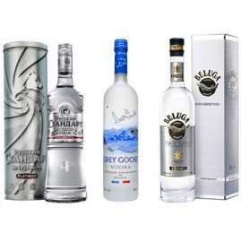 Elite Vodka Lover Gift Set