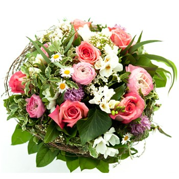 Fairy Garden Bouquet to Cyprus
