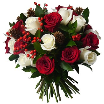 Forest of Roses Bouquet