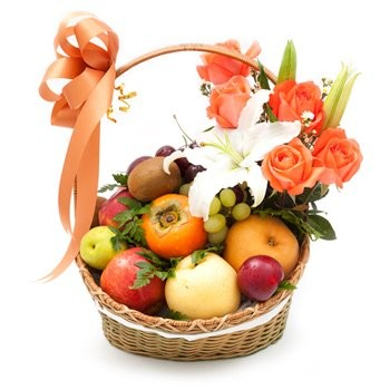 Lover's Fruit Basket