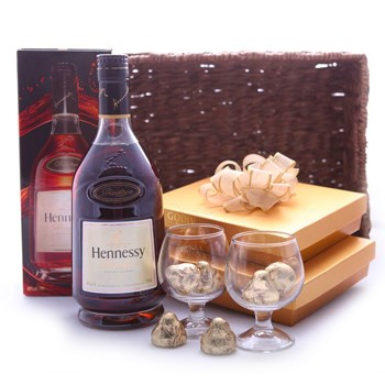 Private Holiday Basket