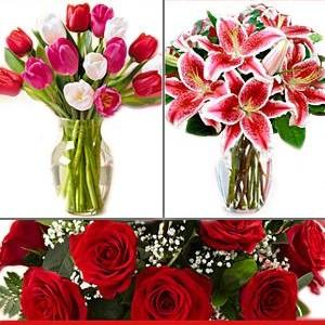 Romantic Flower Gift For Girlfriend