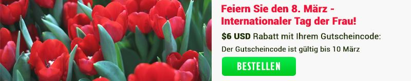 Blumen  und Geschenkanlieferung nach Russland, Ukraine und weltweit entier