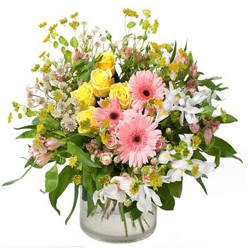 Beloved Blossoms Mothers Day Bouquet