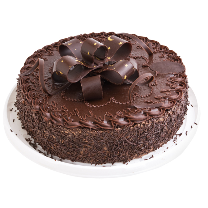 Drowning in Chocolate Cake