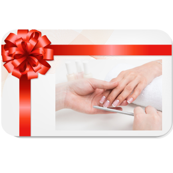 Gift Certificate for Manicure and Pedicure