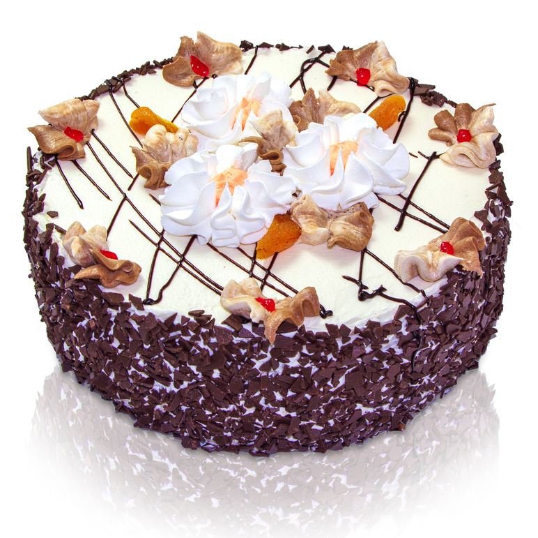 Heavenly Decadence Creme Cake
