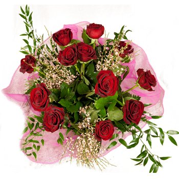 Romance and Roses Bouquet