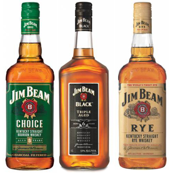 Jim Beam Bonus Trio