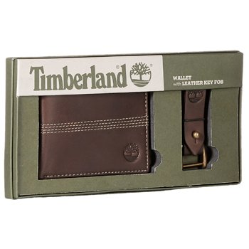 Timberland Bifold Wallet and Key Fob