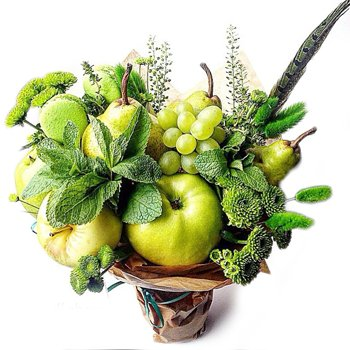 Going Green Edible Bouquet