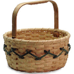 Romantic Custom Basket