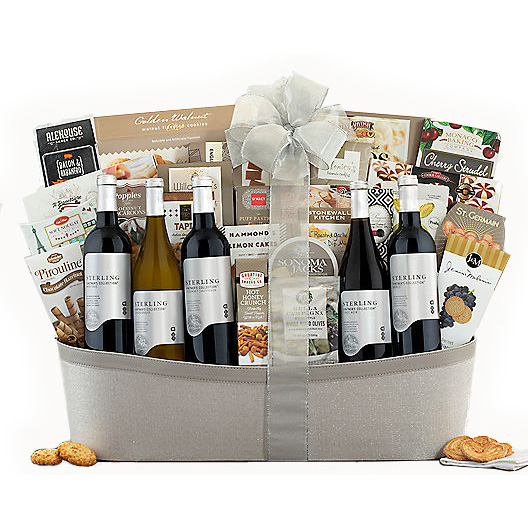 California Dreams Gift Basket