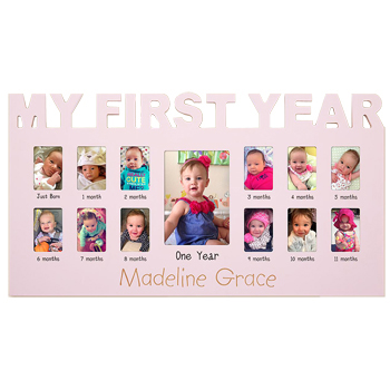 Months of Memories Baby Frame