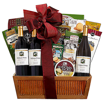 Signature Selections Gift Basket