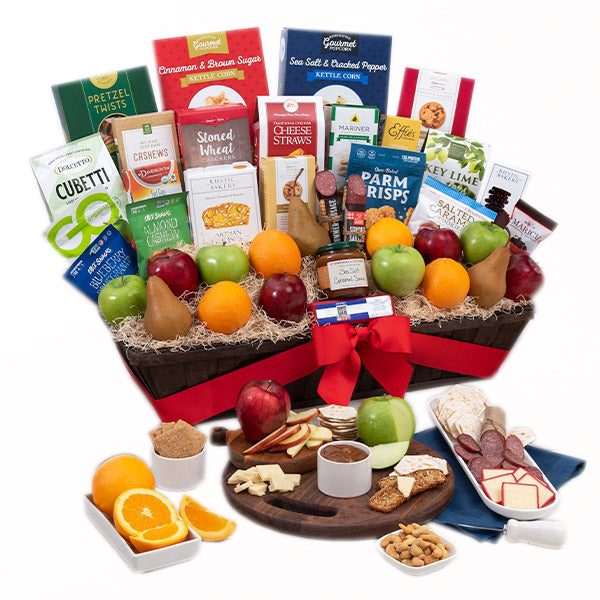 Unbelievable Fruit and Gourmet Gift Set
