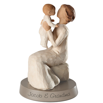 Willow Tree Grandmothers Love Figurine