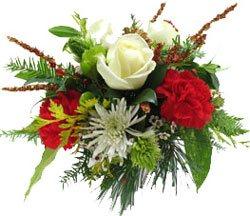 Holiday Sonata bouquet